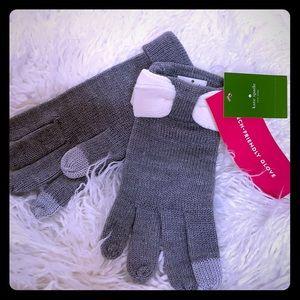Kate Spade tech friendly gloves